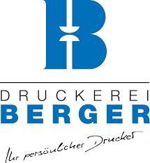 Logo Druckerei Berger