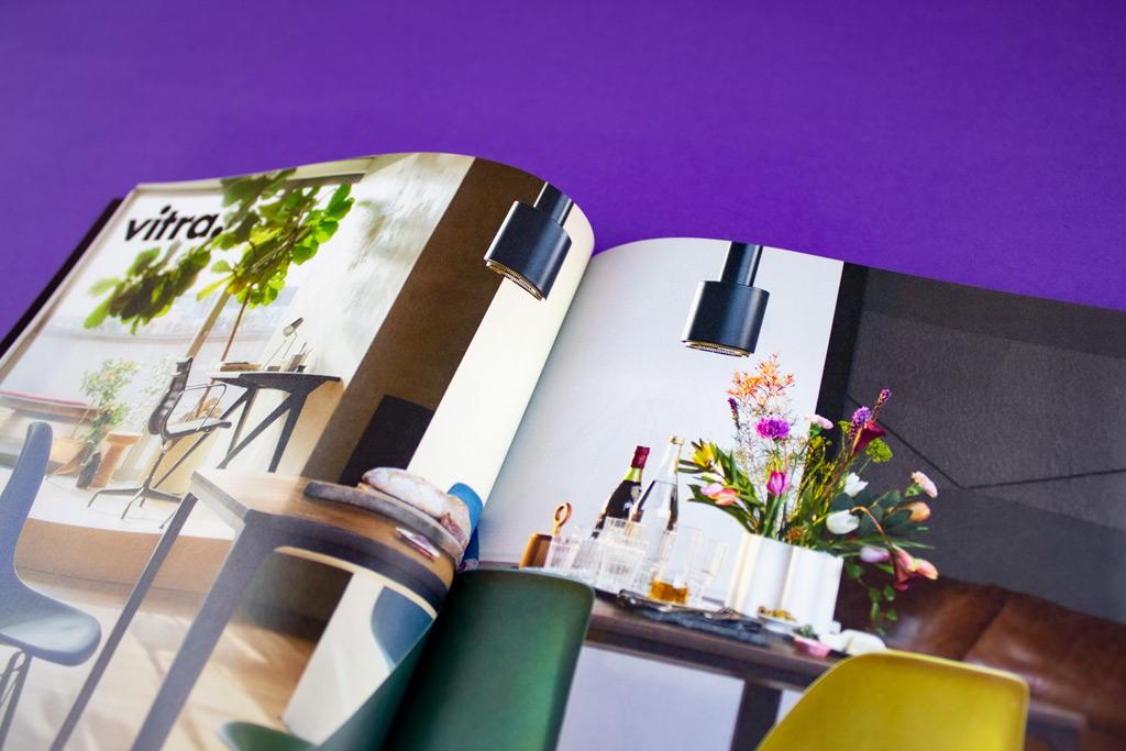 Druckerei Berger Produktbeispiel Kataloge